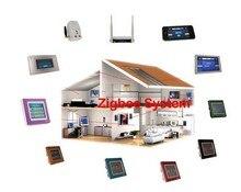 IOS Android sem fio Novo sinalizações do anúncio do host do sistema de controle remoto de automação residencial inteligente zigbee Software leitor de Digital Signage