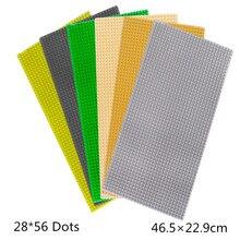 28*56 Dots Small Blocks Base Plate Building DIY Baseplate 46.5*22.9cm