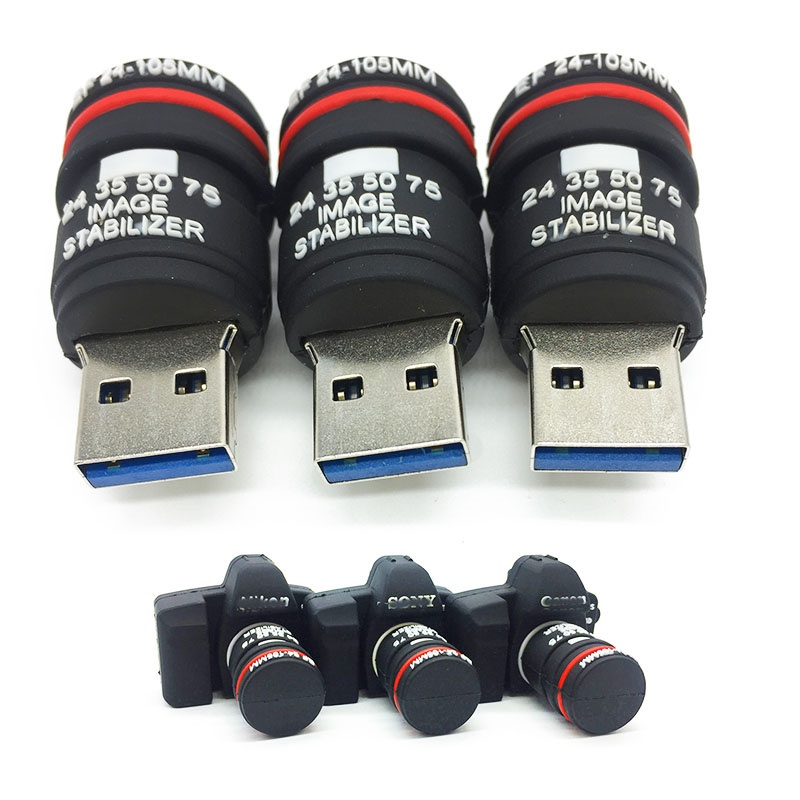 DrMemory® Cute Cartoon USB Flash Drive Chinese Traditional Zodiac Pendrive