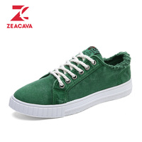 Z Brand 2017 New Summer Men Canvas Shoes Fashion Retro Artistic Youth Classic Shoes Lace Up