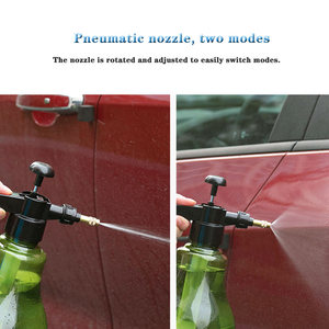 Image 3 - Gardening Pressure Watering Spray Bottle Multi function Garden Irrigation Plant Watering Can Family Cleaning Supplies