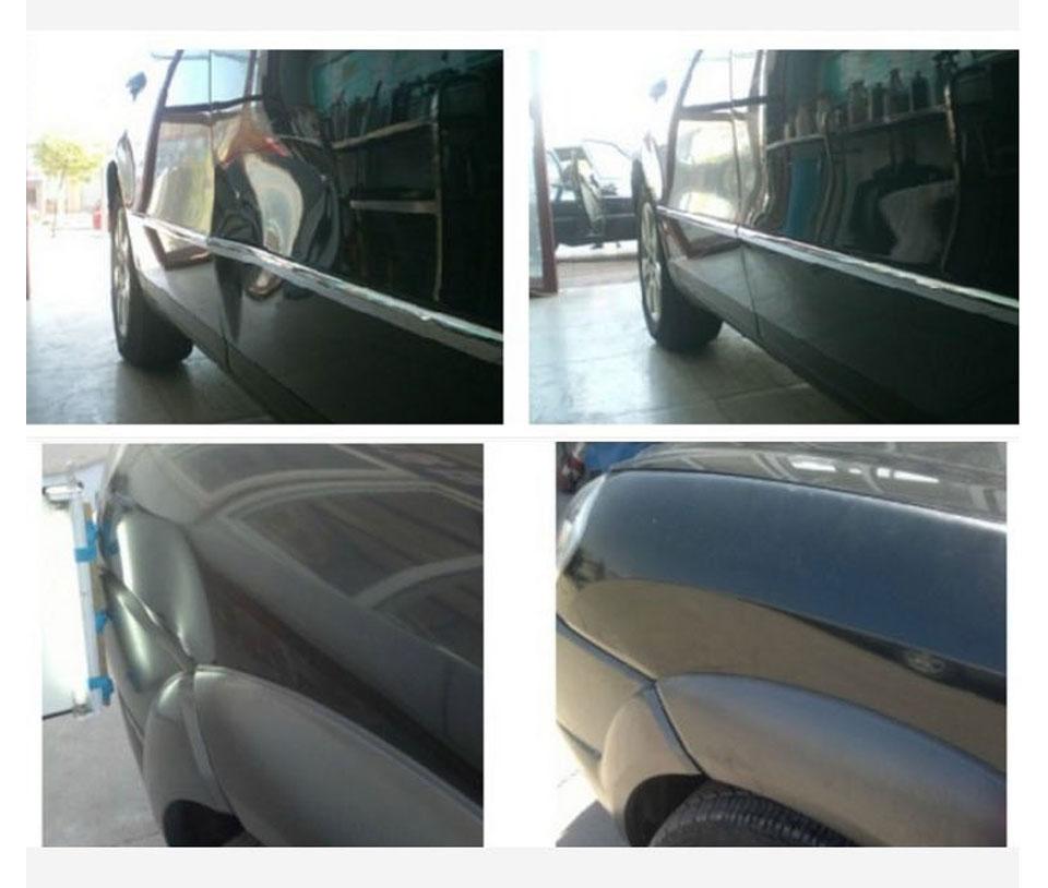 Инструменты для беспокрасочного удаления вмятин PDR вмятин ремонтных инструментов набор инструментов для домашнего использования, набор для удаления обратный молоток вкладки металлические инструменты для автомобиль машины вмятин