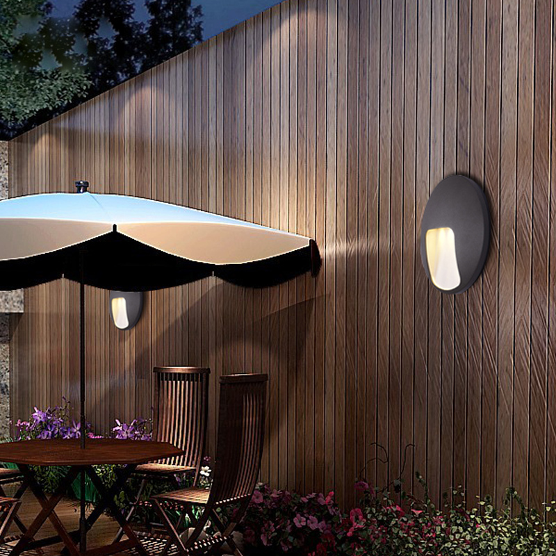 Outdoor wall lamps light  ip54 columbia outdoor gallery lighting  Damp-proof porch Simply windows garden lights  110V/ 220v 1054 harlem hl 305 foldable outdoor damp proof honeycomb massage xpe foam pad cushion blue 2pcs