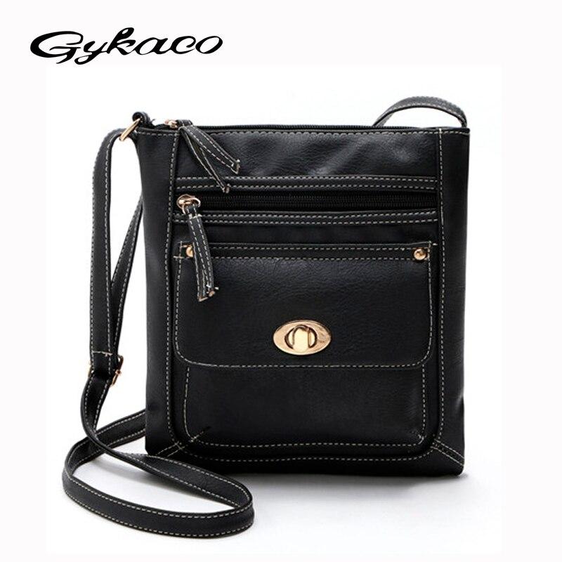 Frauen messenger bags frauen handtasche bolsas pu-leder - Handtaschen