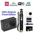 Международная Версия!! Xiaoyi YI WiFi Спорт Камера 16MP 60FPS Ambarella A7 Bluetooth Водонепроницаемый Разъем Набор