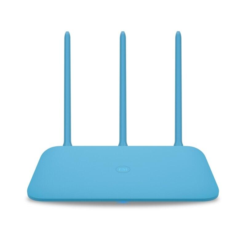 Xiao mi WiFi routeur 4Q Smart APP contrôle 450 Mbps 2.4 GHz routeur sans fil répéteur avec 3 antennes, prise en charge Web & Android & iOS
