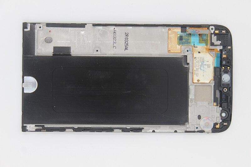 Oudini 100% Original Nouveau Pour LG G5 Écran LCD + Numériseur Tactile De Remplacement avec Cadre H820 LCD H850 LCD