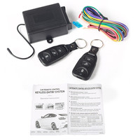 Car Anti Theft Car Mounted Remote Control Central Locking Car Dedicated Burglar Alarm