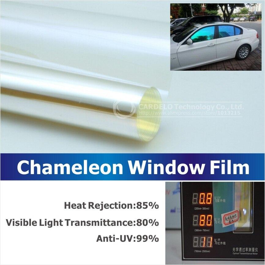 Roblue Sun Protection Film Car Tint Film Self-Adhesive Window Film Window Film Window Tint Film Car Film Car Tint Film Sun Protection Film 50 x 300 cm Black