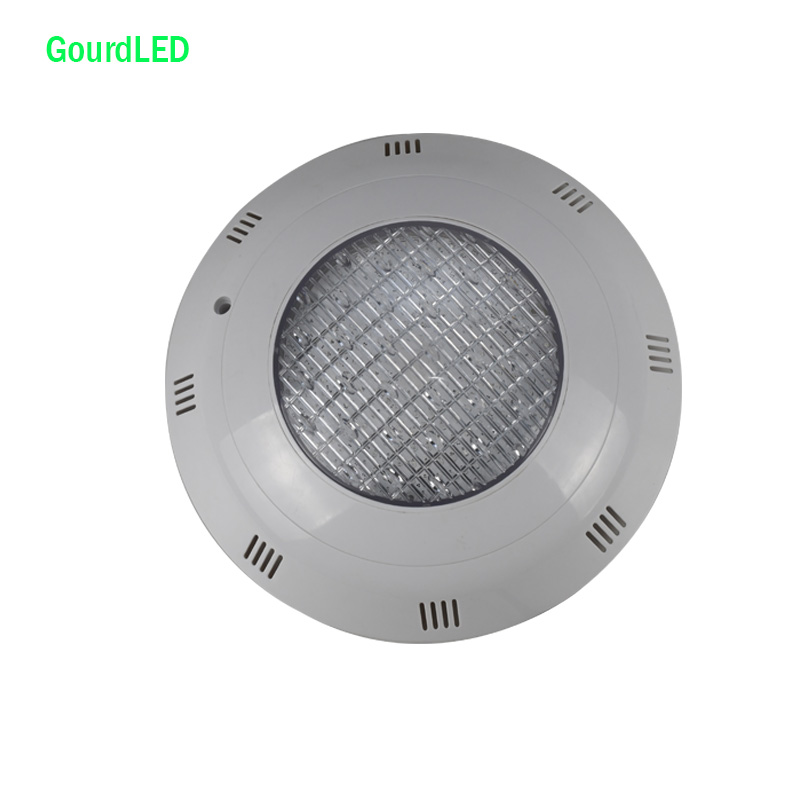 gourdled 24W 36W RGB Swimming Pool Light IP68 Waterproof AC/DC 12V Underwater Remote Controlgourdled 24W 36W RGB Swimming Pool Light IP68 Waterproof AC/DC 12V Underwater Remote Control