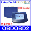 Best Quality Main Unit Digiprog 3 V4.94 With Multi-Language Digiprog III OBD2 ST01 ST04 Cable Digiprog3 Odometer Correction Tool