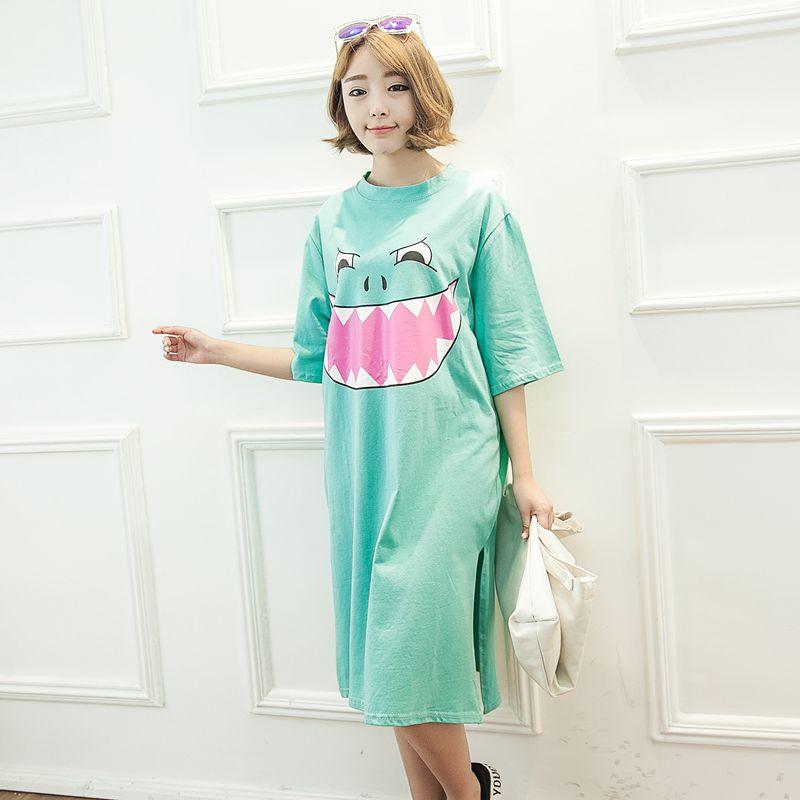 Летние платья аниме