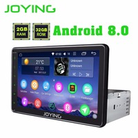 JOYING Latest 1din HD 8 Full Touch Screen PX5 8 Core 2GB RAM 32GB ROM Android