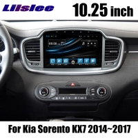 For Kia Sorento KX7 2014~2018 LiisLee Car Multimedia TV DVD GPS Audio Hi Fi Radio Stereo Original Style Navigation NAVI