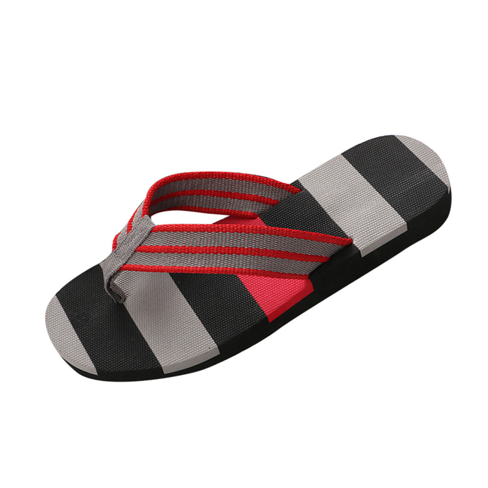 Men Summer Shoes Mixed Colors Sandals Male Slipper Indoor Or Outdoor Flip Flops Summer Sandals Casual Beach Slippers splendid summer beach massage flip flops shoes men rubber eva men sandals top quality male slipper indoor