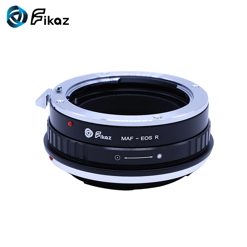 Fikaz pour Minolta af-eos R caméra adaptateur de montage d'objectif pour Minolta AF objectif à Canon EOS R RF caméra de montage