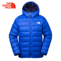 The North Face classic autumn and winter new warm outdoor men's down jacket | 3CGH