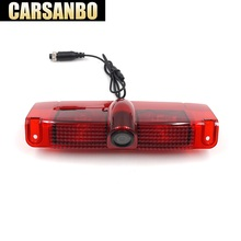 Car Brake Light Backup Camera Reverse Rear View Auto Camera For CHEVROLET EXPRESS VAN GMC SAVANA VAN 04-15 CCD Backup Camera