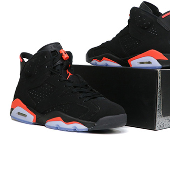 2018 hot sell Breathable basketball shoes men Basketball Sneakers Men 63 7 jordans shoes all black