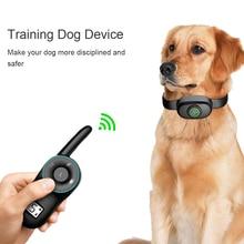 Тренировочное устройство для собак водонепроницаемый дрессировщик животных Кора Стоп пульт дистанционного управления версия или автоматическая версия для принадлежности для дрессировки собак