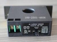 Ev Aletleri'ten Klima Parçaları'de FCS2151 SD 10V Pasif Akım Trafosu Sensörü Akım Dönüştürücü 0 10 V Çıkış