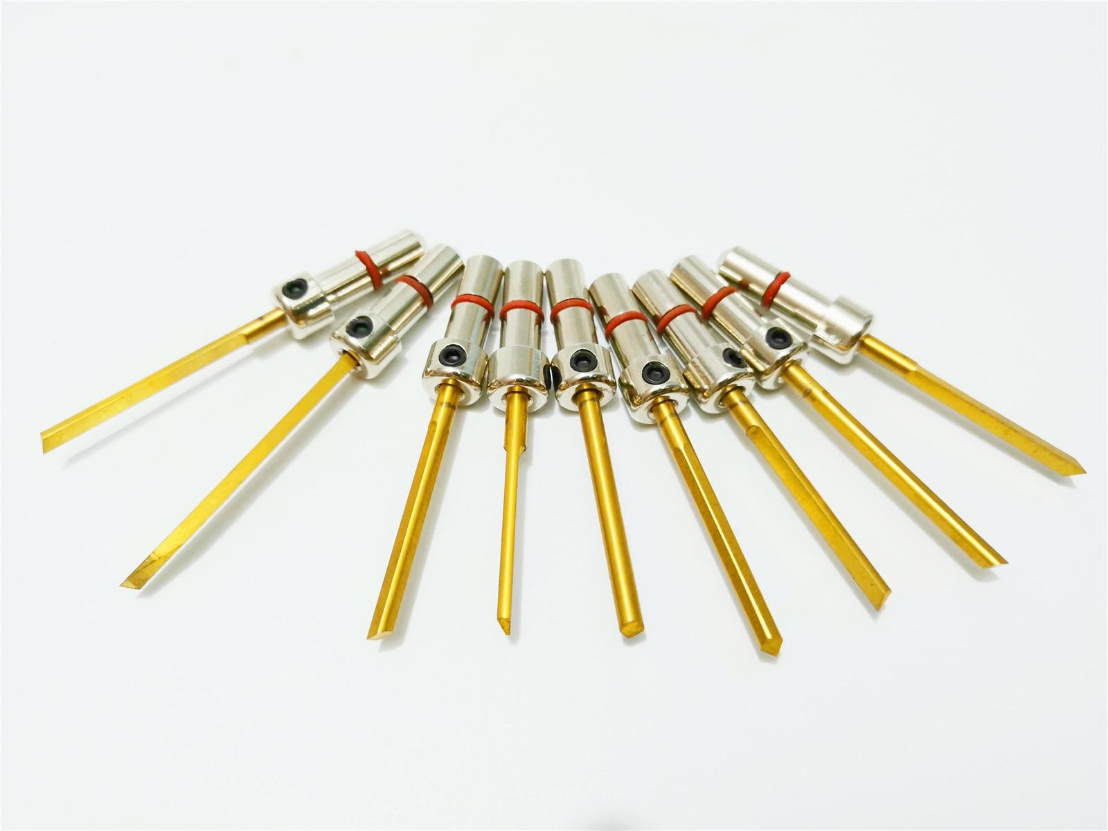 Gravure couteau bijoutiers HS Graver gravure max graviers G8 pneumatique sculpture couteau bijoux graveur outils - 3
