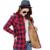 2016 casaco de inverno quente feminino de veludo grosso camisa xadrez camisa de mangas compridas confortável inverno moda camisa de algodão mulheres 20 cor