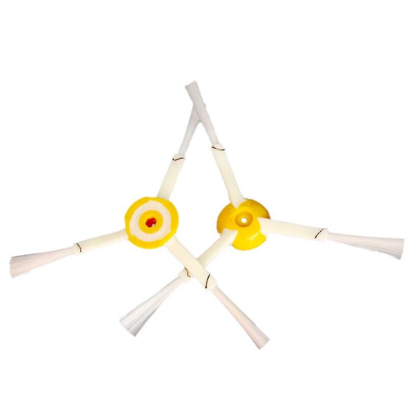 Spazzola laterale 3-Pennelli armati per iRobot Roomba Serie 800 900 980 990 900 896 886 870 865 866 800 Aspirapolvere Pezzo di Ricambio