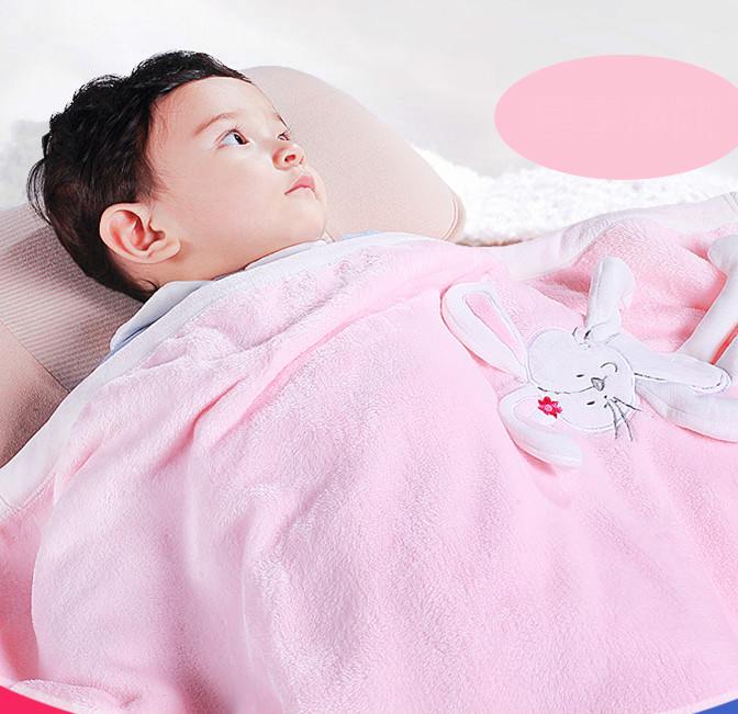 Top Quality Comfortable Soft Baby Blanket Coral Carpet Thin Spring Summer Swaddle Nap Blanket Newborn Baby Blanket T01 free shipping infant children cartoon thick coral cashmere blankets baby nap blanket baby quilt size is 110 135 cm t01 page 8