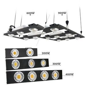 Image 1 - CREE CXB3590 200W 300W 400W 600W 900W COB przysłonięcia oświetlenie led do uprawy pełnozakresowe led lampa do uprawy roślina doniczkowa oświetlenie do wzrostu