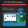 JC Pro1000S 32 бит/64 бит жесткий диск NAND считывание записи программист для iPhone 4/4S/5/5C/5S/6/6P iPad Air Мини телефон ремонтный набор инструментов