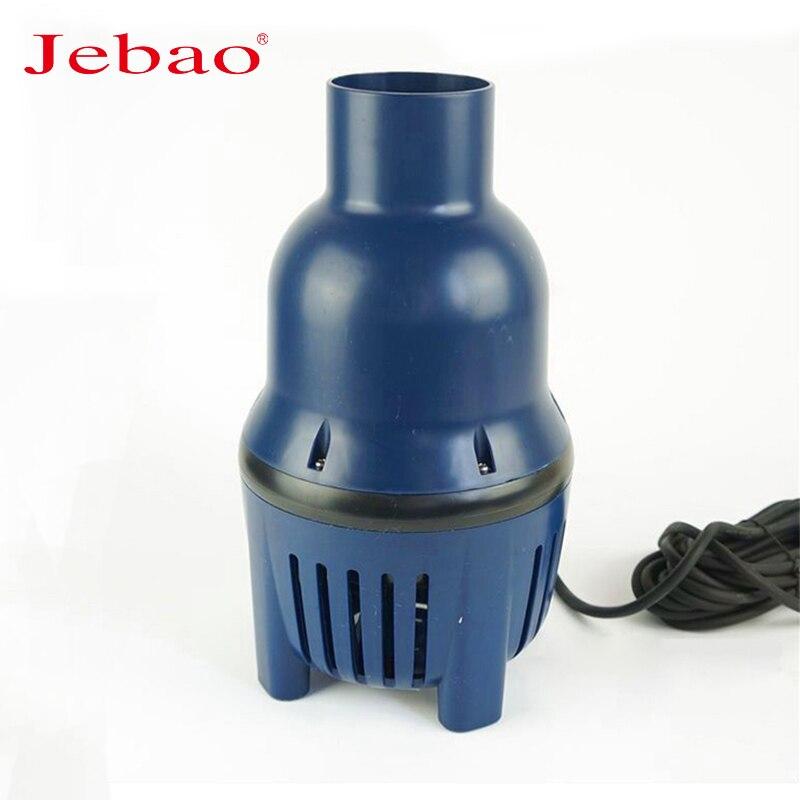 Jebao pompe à eau 220 V fontaine pour étang Aquarium pompe à eau 40 W 50 W 75 W 100 W 150 W 200 W 300 W fontaine pompe filtre étang à poissons