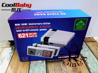 New version HDMI Output Mini TV Handheld game console Built in 621 games No Repeat Retro Classic game console
