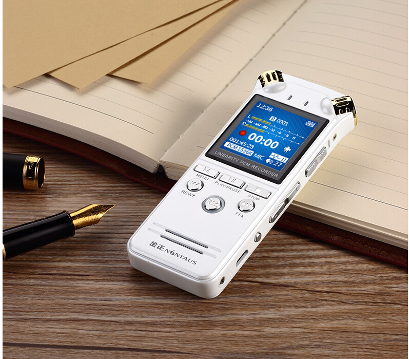 W990 NiNTAUS Mini 8GB HD pen machine digital professional voice music meeting mp3 player recorder micro audio sound recording