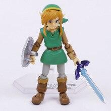 Link Link ระหว่าง Worlds Figma EX 032/Figma 284 PVC Action Figure ของเล่นสะสม 2 ประเภท