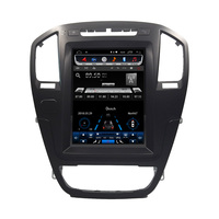 4G Vertical screen android6.0 car gps multimedia video radio player in dash for opel insignia car navigaton stereo