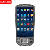 CARIBE Industry PDA terminal RFID Reader Android 7.0 Handheld barcode Scanner