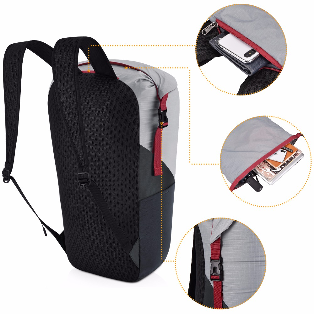 Gonex Ultralight Backpack Pouch Sport-Bag Cycling Travel Foldable Nylon Hiking Outdoor