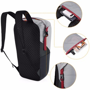 Image 3 - Gonex 35L Ultralight Backpack Foldable Packable 210D Nylon Sport Bag for Outdoor Travel Camping Hiking Cycling with Pouch