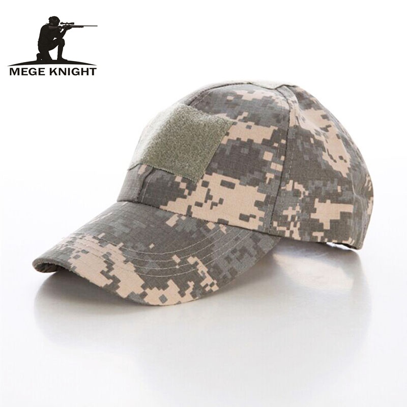 MEGE Baseball Caps Camouflage Tactical Caps Navy SEAL Hattar US Marines Casual Sports Hat