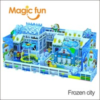 Волшебное удовольствие Высокое качество детская Коммерческая крытая площадка, дети пластиковые крытая площадка оборудование цены