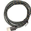 2016 Colorido 1 M los 3ft Nylon Cable USB cargador Cable de Datos para iphone 5 5s 5c 6 6 s para ios 9.3.4 o por debajo de
