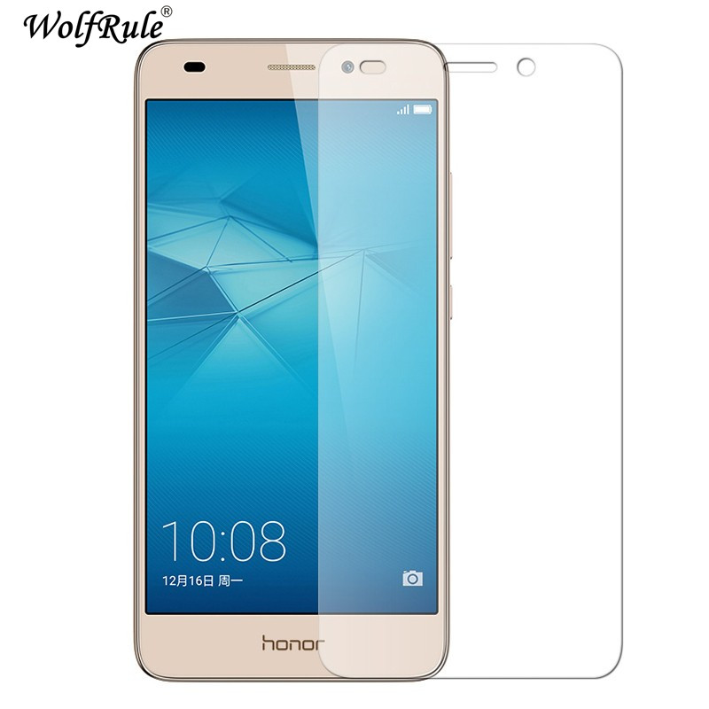 2PCS Screen Protector <font><b>Glass</b></font> <font><b>Huawei</b></font> <font><b>Honor</b></font> <font><b>5C</b></font> Tempered <font><b>Glass</b></font> For <font><b>Huawei</b></font> <font><b>Honor</b></font> <font><b>5C</b></font> <font><b>Glass</b></font> Anti-scratch Phone Film <font><b>Honor</b></font> <font><b>5C</b></font> WolfRule [ image