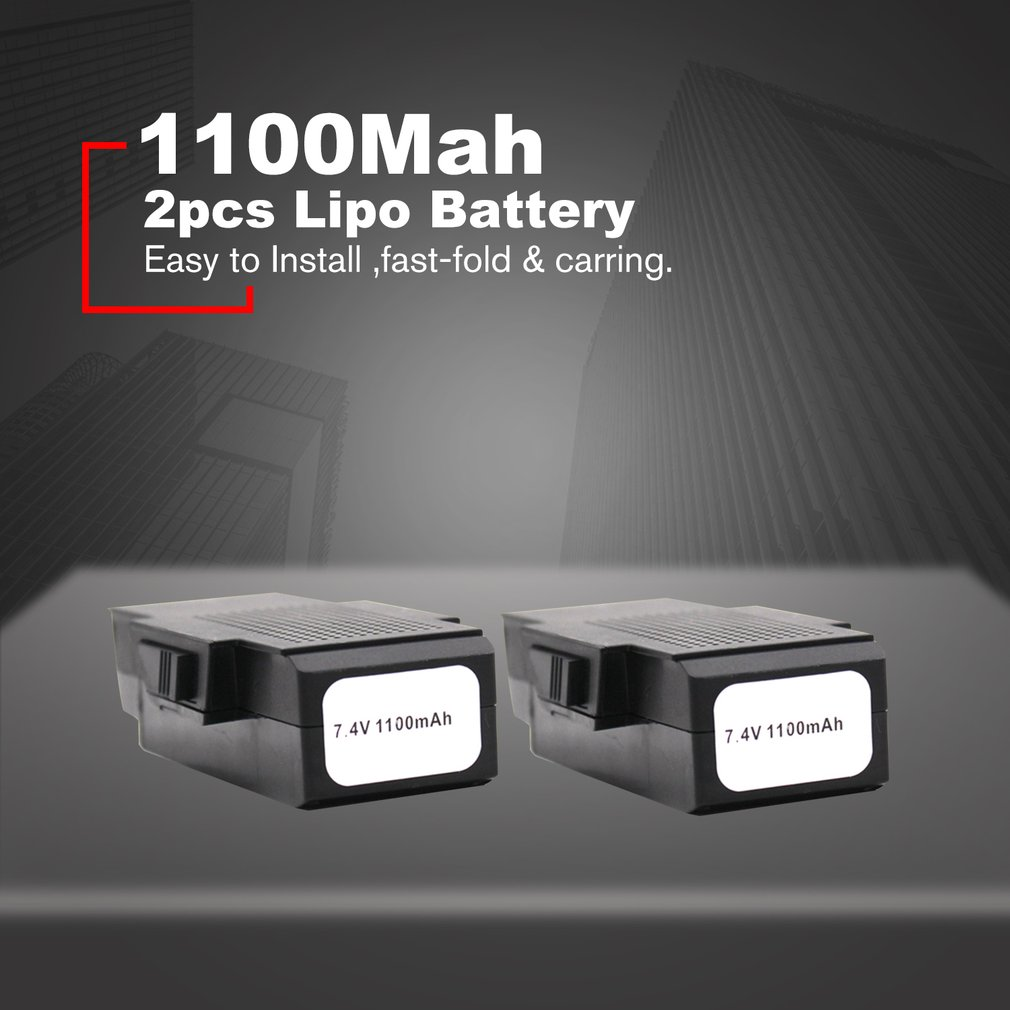 Sg900-s 7,4 v 1600 mah rc drone lipo akku für sg900-s rc drone quadcopter hi