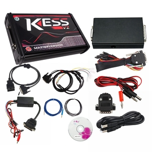 Image 3 - Красная рамка KESS V5.017 SW2.53 KTAG V7.020 SW2.25 FGTECH V54 0475/0386 BDM BDM100 1255 KESS 5,017 KTAG 7,020 15, бесплатный ECU в подарок