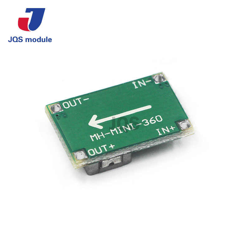 1 pièces Mini360 DC-DC Buck convertisseur abaisseur Module 4.75 V-23 V à 1 V-17 V 17x11x3.8mm SG125-SZ +