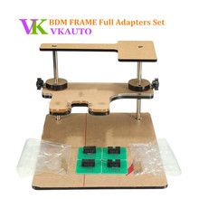 BDM FRAME With Adapters Set Work for BDM100 MPPS Kess V2 and Ktag ECU Programmer Free Shipping