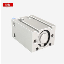 SMC cylinder Free Mount Cylinder Double Acting Single Rod Bore CDU10/CDU10-5D/10D/15D/20D/25D/30D/40D/50D цена