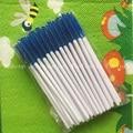 200pcsEye Lash Brushes Cosmetic Eyelash Extension Disposable Mascara Wand Brush Wands Makeup Applicator Lash Make Up Tools
