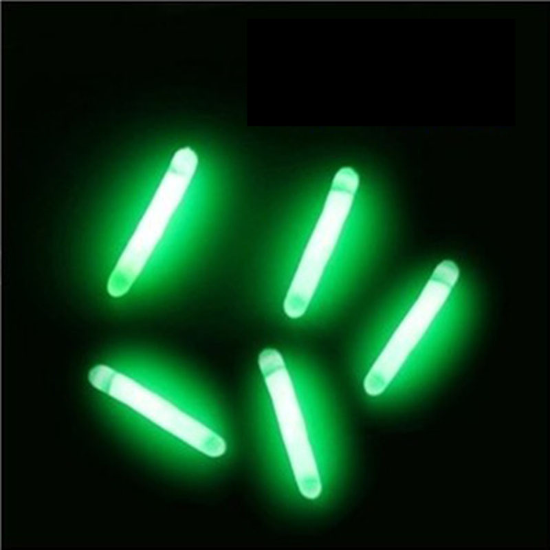 Hot sale 5 15pcs fishing night fluorescent light stick for Fishing glow sticks
